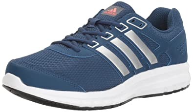 adidas Performance Men's Duramo Lite M Running Shoe, Mystery  Blue/Metallic/Silver/