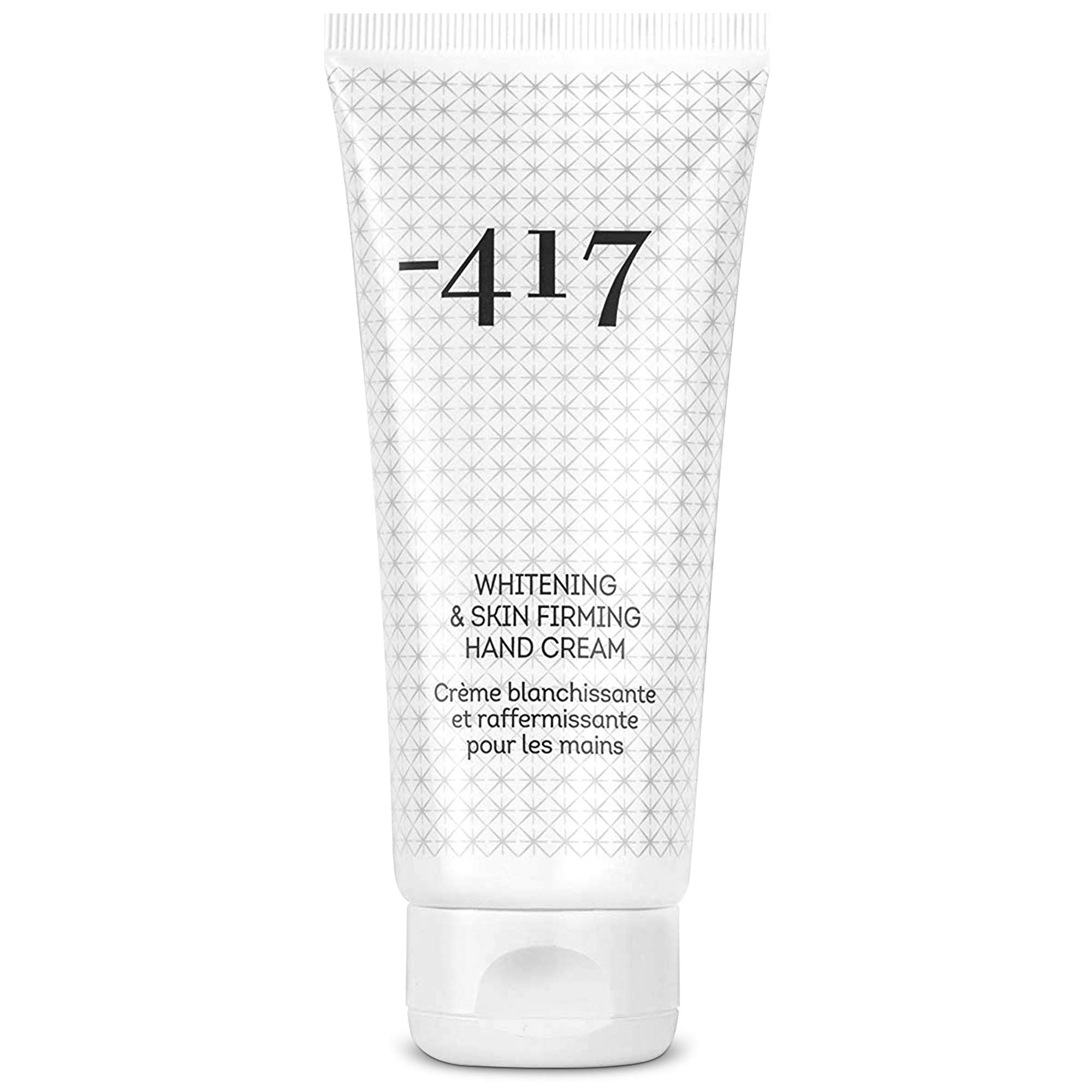 -417 Whitening & Skin Firming Hand Cream For Dry, Cracked Skin & Working Hands features Essential Vitamins & Oils From The Dead-Sea, Say Yes To Silky Smooth Hands With Our Anti Aging Hand Moisturizer