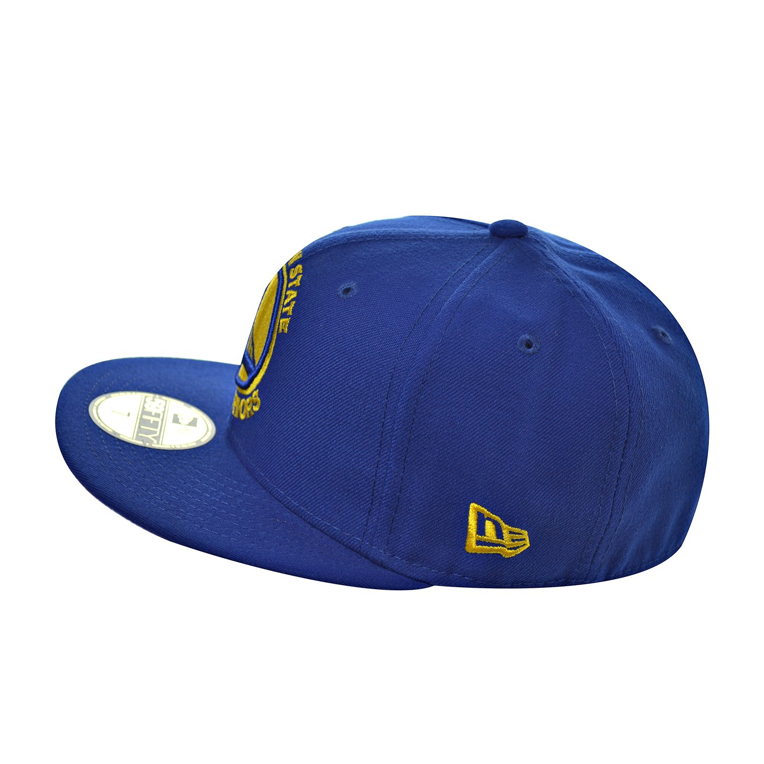 buy popular 60e91 2d136 New Era 59Fifty Hat NBA Golden State Warriors 1946 Team Superb Royal Blue  Cap at Amazon Men s Clothing store