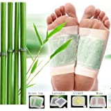 Foot Pads Body Relief Foot Health Package of 20 pcs Foot Patches and Pain Relief