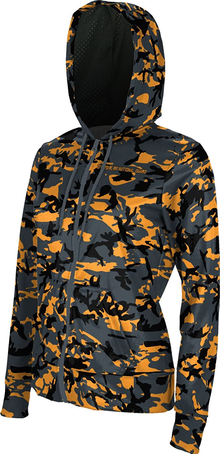 ProSphere Women's New Hampshire Army National Guard Military Camo Fullzip Hoodie
