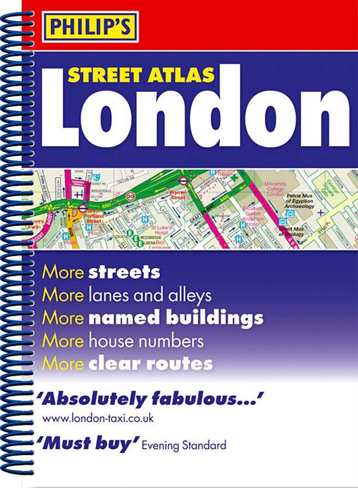 Read Online Philip's Street Atlas London PDF