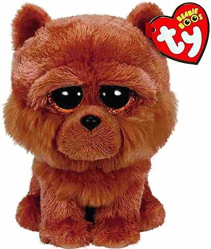 Alaska Stuffed Animals, Amazon Com Ty Beanie Boo Plush Barley The Dog 15cm Toys Games