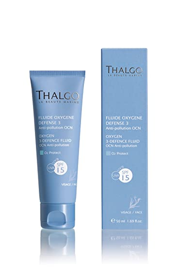 Thalgo - Oxygen 3 Defence Cream - 50ml/1.69oz Clarins Multi-Active Night Youth Recovery Comfort Cream 1.7 oz (Pack of 2)