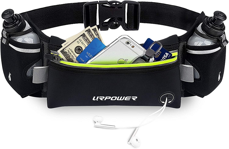 URPOWER Large Pocket Hydration Belt