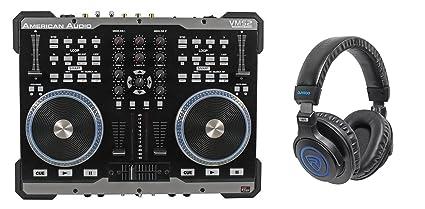 Amazon.com: American Audio VMS2 Controlador USB MIDI DJ + ...