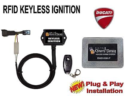 Phenomenal Amazon Com Keyless Ignition Module For Ducati 848 1098 1198 Wiring Digital Resources Minagakbiperorg