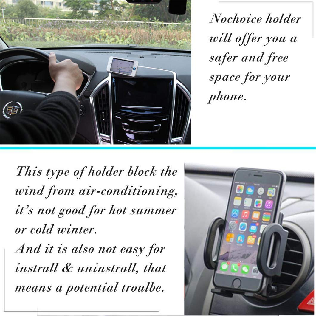 Cradle Mount Kit for Cell Mobile Phone Magnetic Car Phone Holder 2 Magnets + 2 Balls