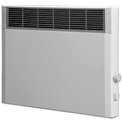 Eléctrico Calefacción, memoria Radiador, calefacción/Chamota Memoria con termostato integrado y pared –