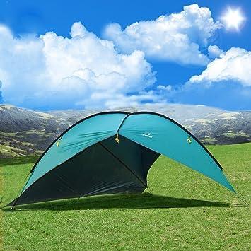 Beach TentBeach CanopySun Shelter POP UP Tent 3-8 People Large & Beach TentBeach CanopySun Shelter POP UP Tent 3-8 People Large ...