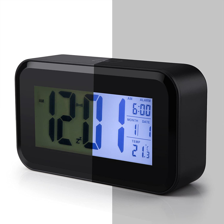 Arespark Reloj Despertador, Despertador Digital con Alarma: Amazon.es: Hogar