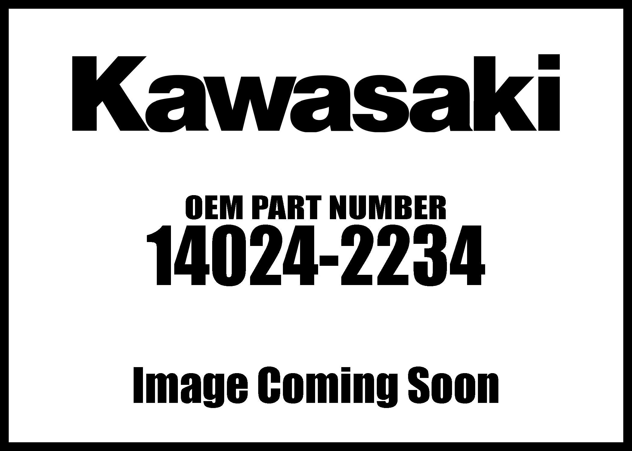 Kawasaki 1991-2004 Mule 500 Mule 520 Cover 14024-2234 New Oem