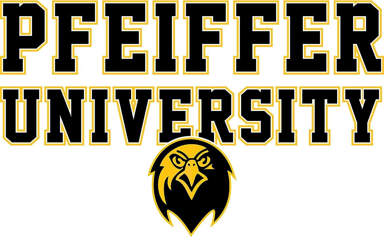 NCAA Pfeiffer University C75BI03 Womens Crop T-Shirt