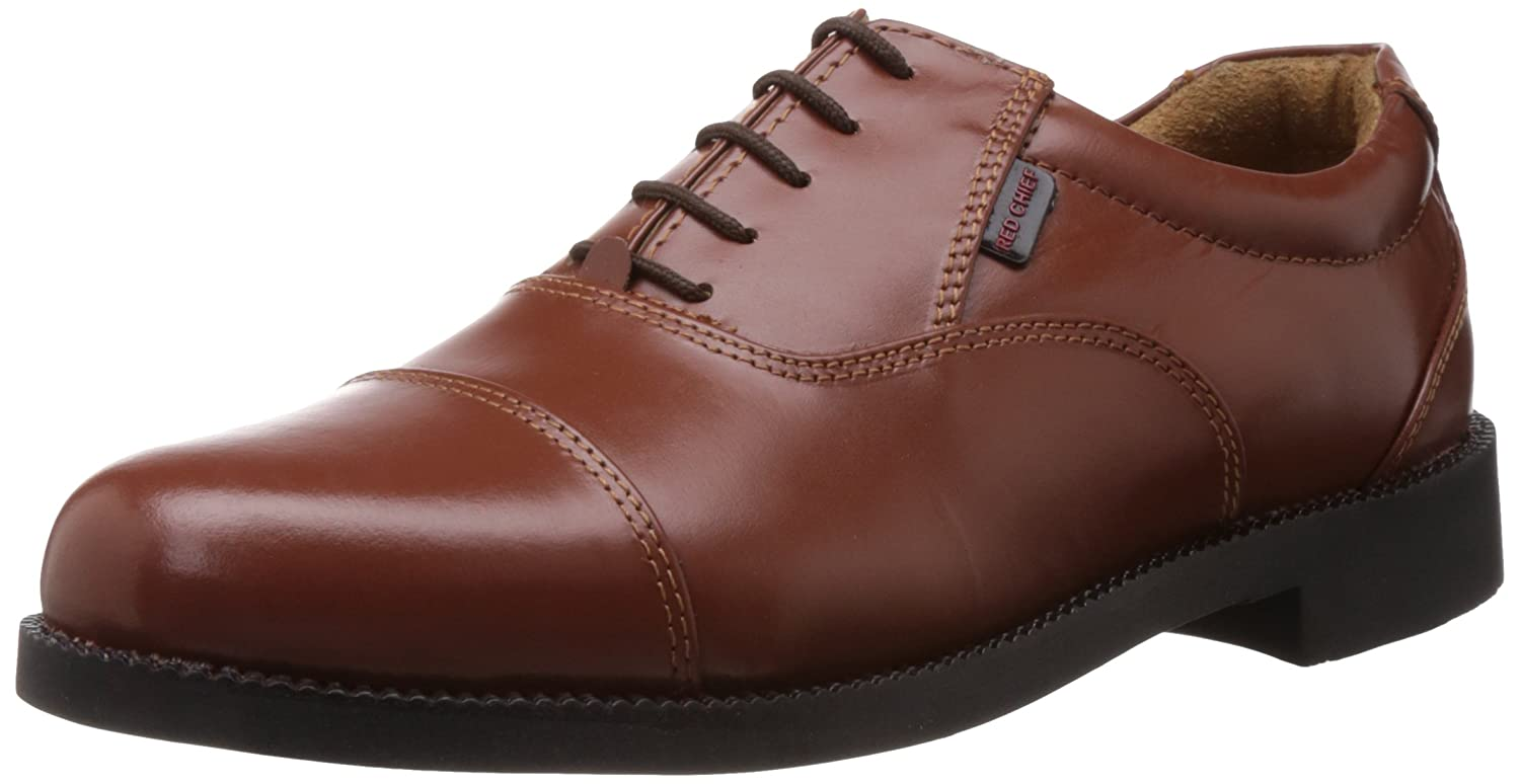02cde1ed47 Red Chief Men s Tan Leather Lace-ups  Buy Online at Low Prices in India -  Amazon.in