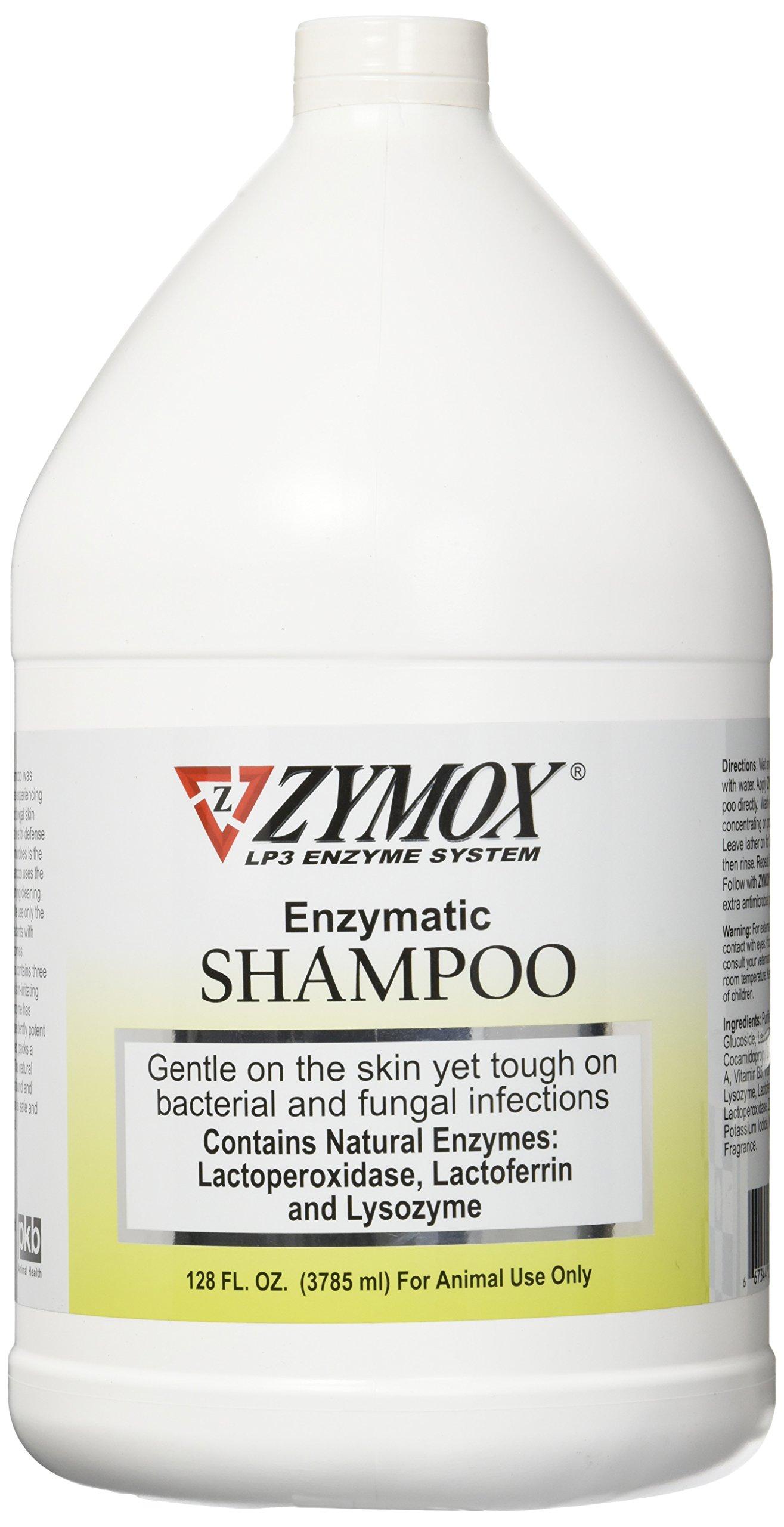 Zymox Pet Shampoo, 1-Gallon by ZYMOX
