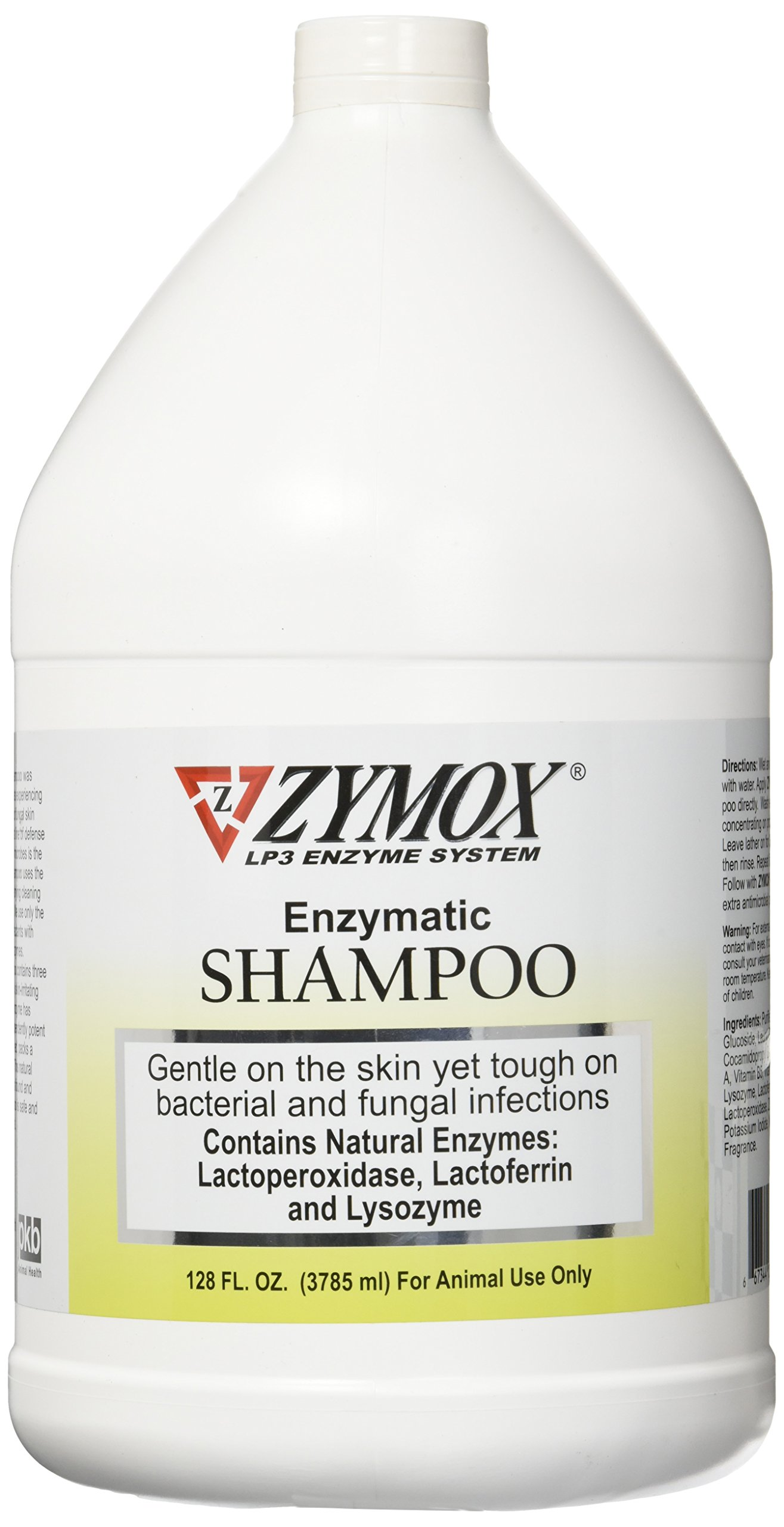 Zymox Pet Shampoo, 1-Gallon