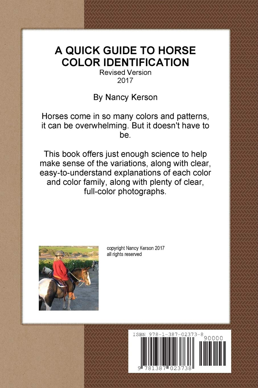 Quick Guide To Horse Color Identification   18 Update Kerson ...