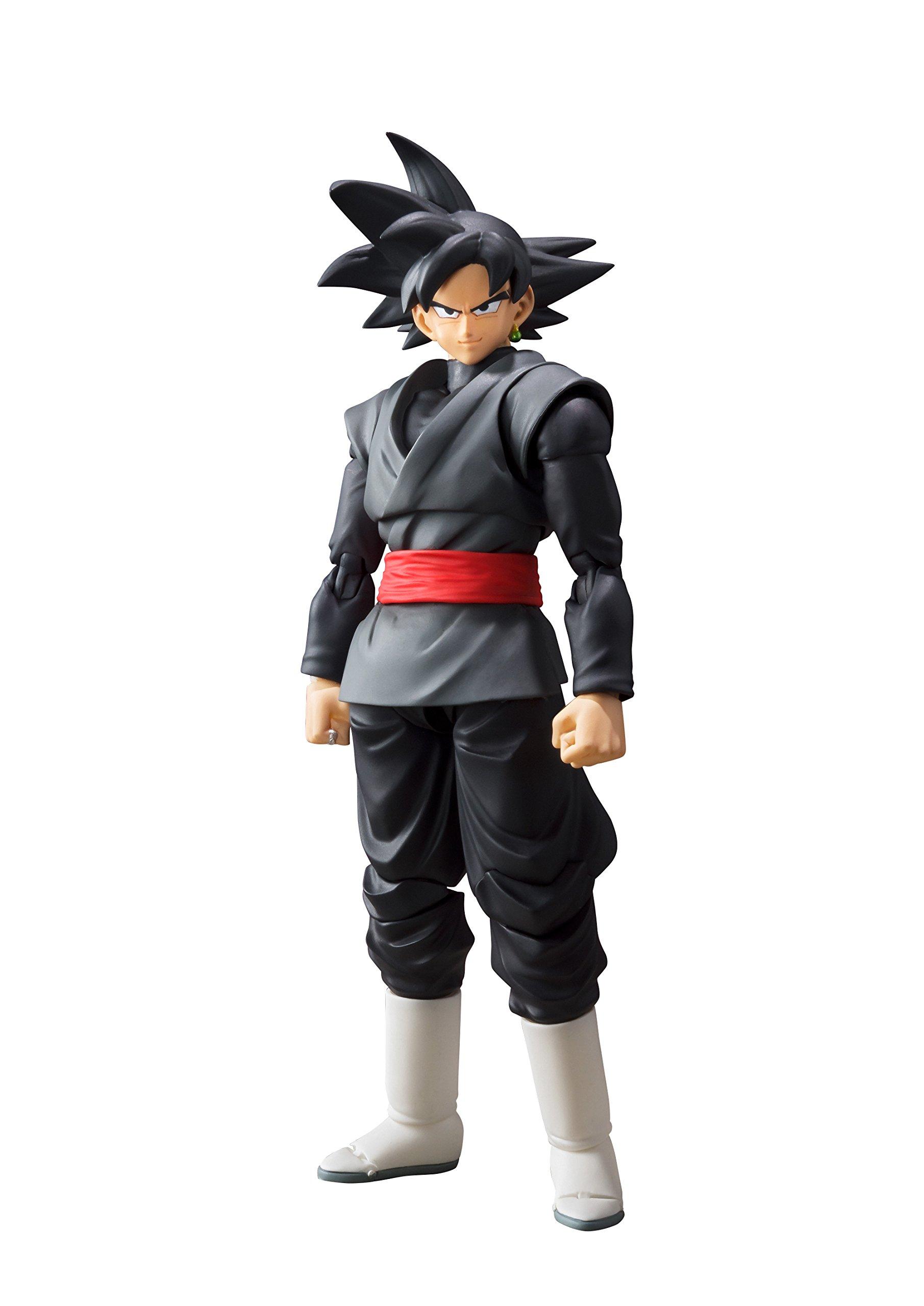 Bandai Tamashii Nations S.H. Figuarts Goku Black Dragon Ball Super Action Figure