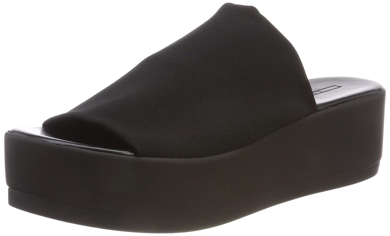 Esprit Neva Slide, Mules para Mujer 39 EU|Negro (Black)
