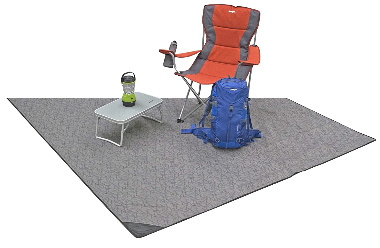 Vango Universal Tent Carpet Sports Outdoors Karpet Pp 260x360