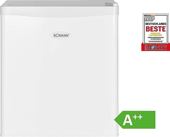 Bomann GB 388 - Congelador (Vertical, Independiente, Color blanco ...