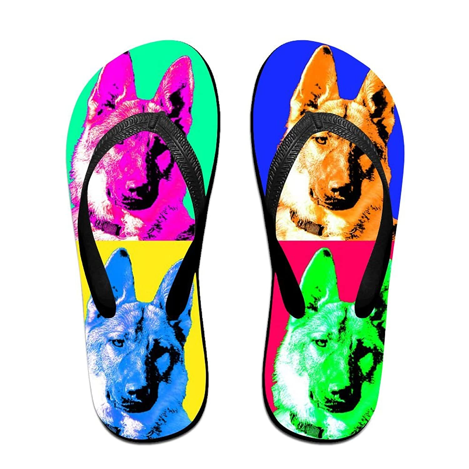 c6afa7aafc551 Pop Shepherd Comfort Beach Sandal Simple Flip Flops Outdoor Thong ...