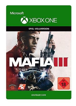 Mafia Iii Vollversion Xbox One Download Code Games
