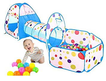 Kids Inflatable Ball Pit Little Tikes Play Indoor Outdoor Tent  sc 1 st  Best Ball 2018 & Indoor Inflatable Ball Pit For Toddlers - Best Ball 2018