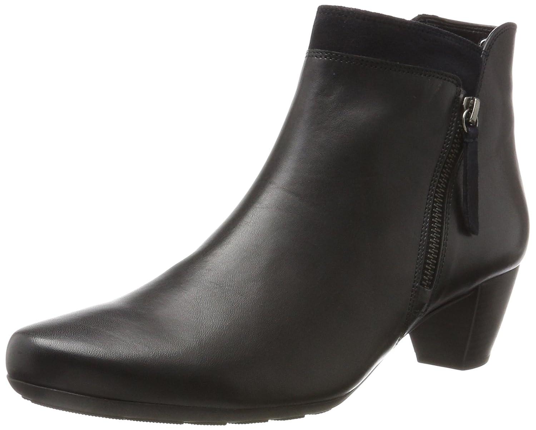 Gabor Shoes 72.821, Botines Mujer42 EU|Negro (56 River Micro)