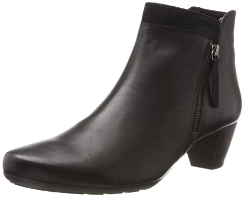 Shoes Womens Comfort Sport Boots, Black (Schwarz Micro), 7 UK Gabor