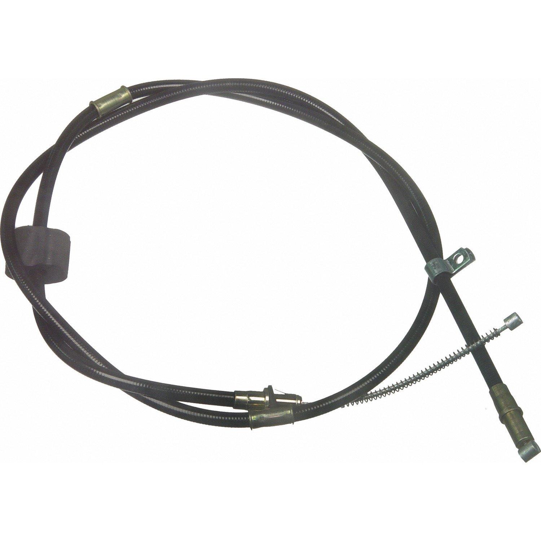 Wagner  BC138832 Premium Praking Brake Cable Rear Right