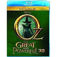 Oz The Great and Powerful [Blu-ray 3D + Digital Copy] (Bilingual)