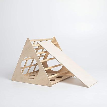 Sweet Home de madera Triángulo de Pikler transformable ...