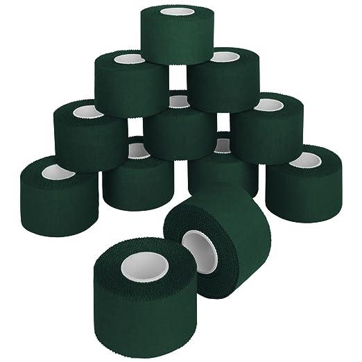 15 opinioni per 12 x Sport tape 3,8 cm x 10 cm , Colore:verde