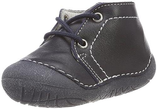 Richter Kinderschuhe Richie, Sneaker Bimbo, Blau (Atlantic), 20 EU