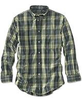 Orvis Men's Heritage Washed Poplin Long-Sleeved Shirt/Heritage Washed Poplin Long-Sleeved Shirt