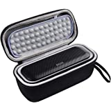 Hard Carrying Case for DOSS SoundBox Pro Portable Wireless Bluetooth Speaker V4.2 with Shockproof Layer.