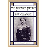 The Schenker Project: Culture, Race, and Music Theory