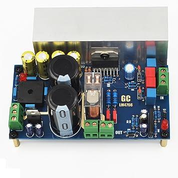 Wingostore LM4766 - Amplificador de audio para el hogar ...