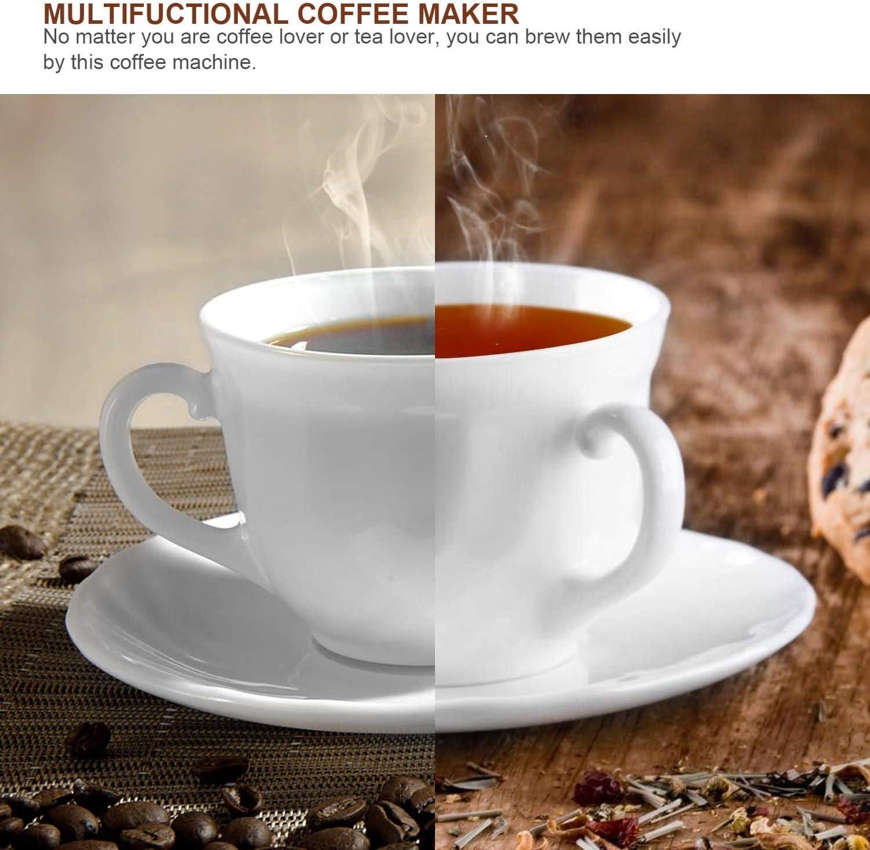 Aicook M/áquina de caf/é con filtro