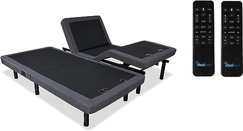 iDealBed 4i Custom Adjustable Bed Base