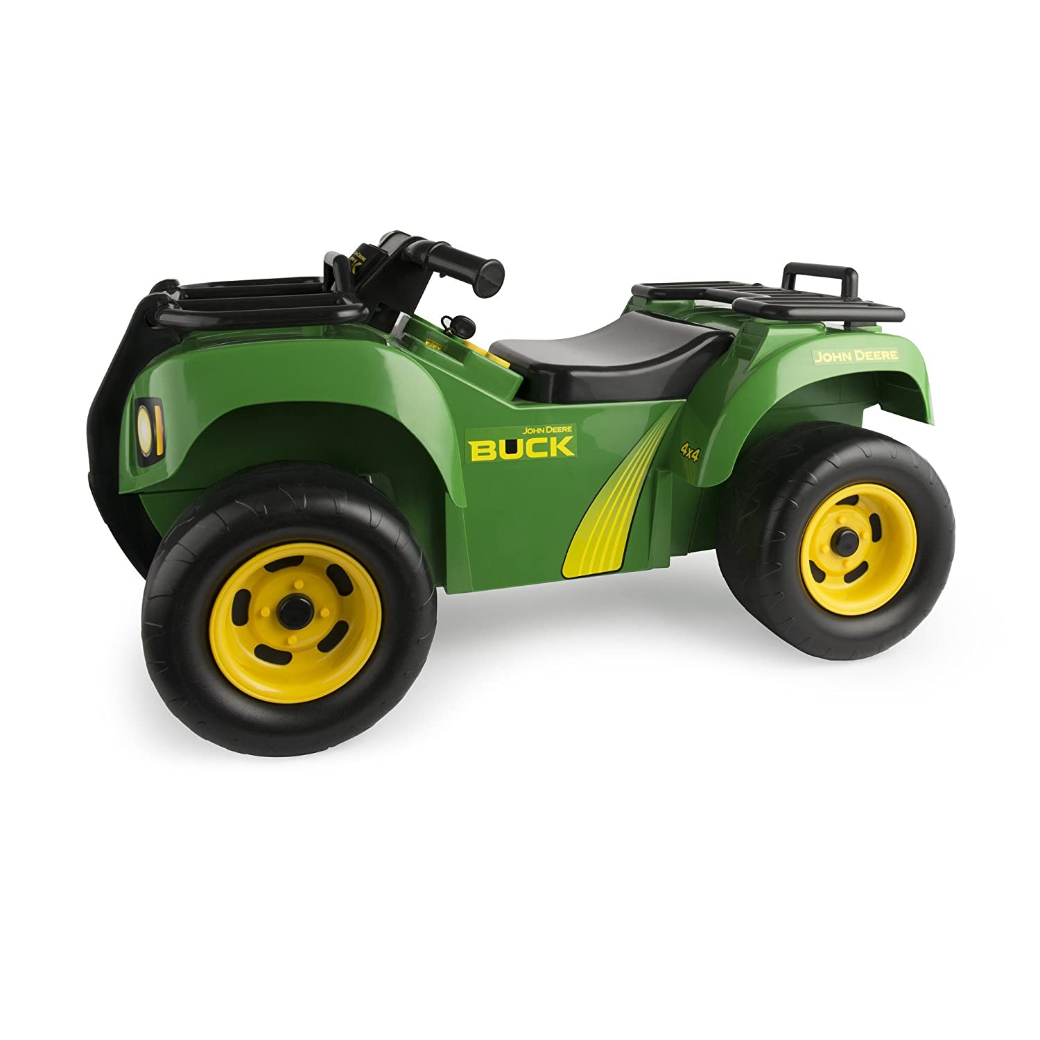Amazon.com: John Deere Sit-N-Scoot Buck With Lights And Sounds: Toys & Games