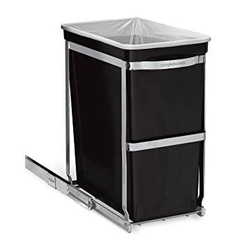 Simplehuman CW1124 2.3-gallon Kitchen Trash Can