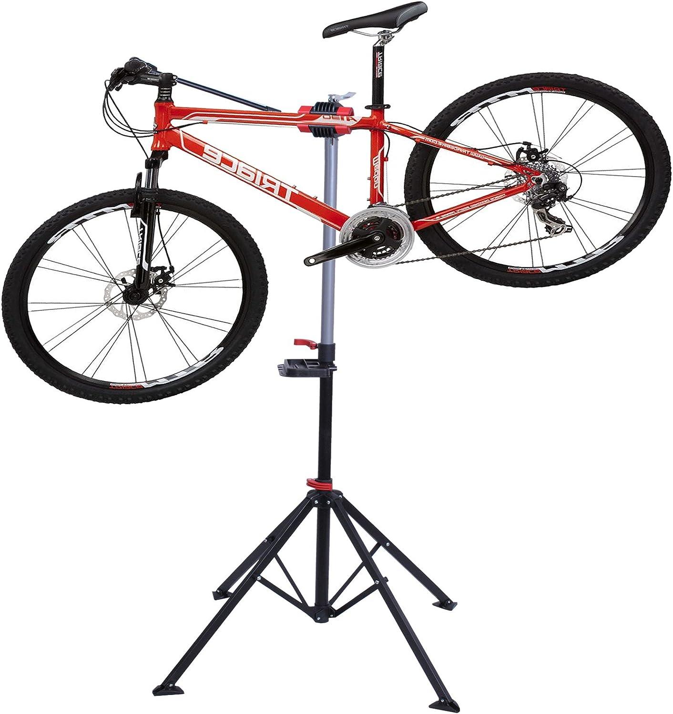 FDS Bicicleta Reparación Soporte Ajustable w/Telescopio Brazo casa ...