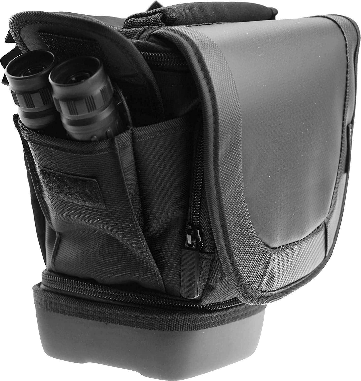 Navitech Telescopic Camera DSLR SLR Case Compatible With The Nikon COOLPIX B600