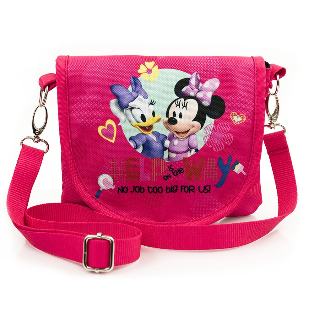 Disney Minnie Mouse Minnie&Daisy Collection Piccola Borsa Topolina Borsa a Tracolla Modello 2018