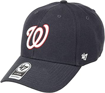 47 Gorra, (Washington Nationals), Fabricante: Talla única Unisex ...