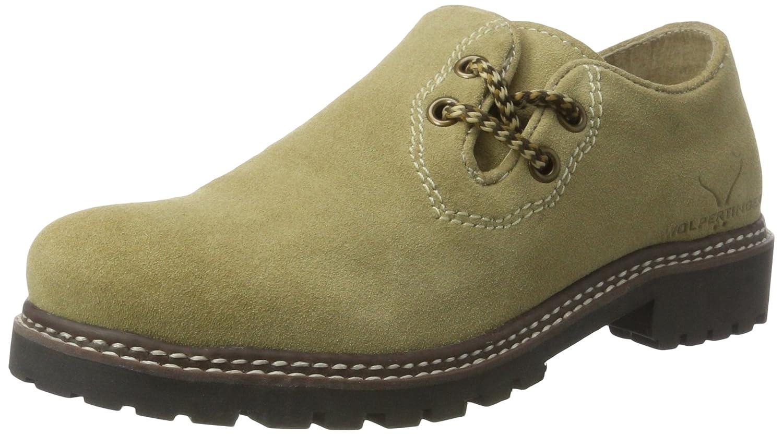 TALLA 42 EU. Wolpertinger Servus, Zapatos de Cordones Derby Unisex Adulto