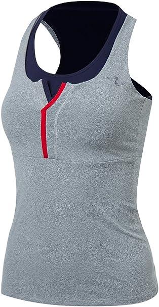 Naffta F215-M-216TP-CA835-126283 Camiseta Tirantes, Mujer: Amazon ...