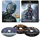 ローグ・ワン/スター・ウォーズ・ストーリー MovieNEX(初回限定版) [ブルーレイ+DVD+デジタルコピー(クラウド対応)+MovieNEXワールド] [Blu-ray]